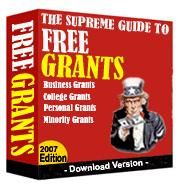 Free Government Grants and Loans