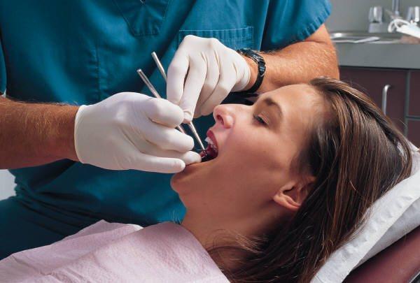 dentist average salary
