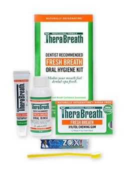 TheraBreath Oral Hygiene Kit
