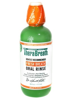 TheraBreath Mouth Wash